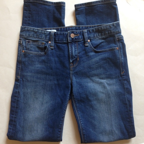 GAP Denim - GAP 1969 real straight leg jeans denim pants